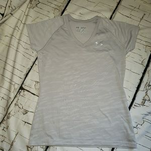 UA Under Armour Semi-Fitted Shirt Size XS